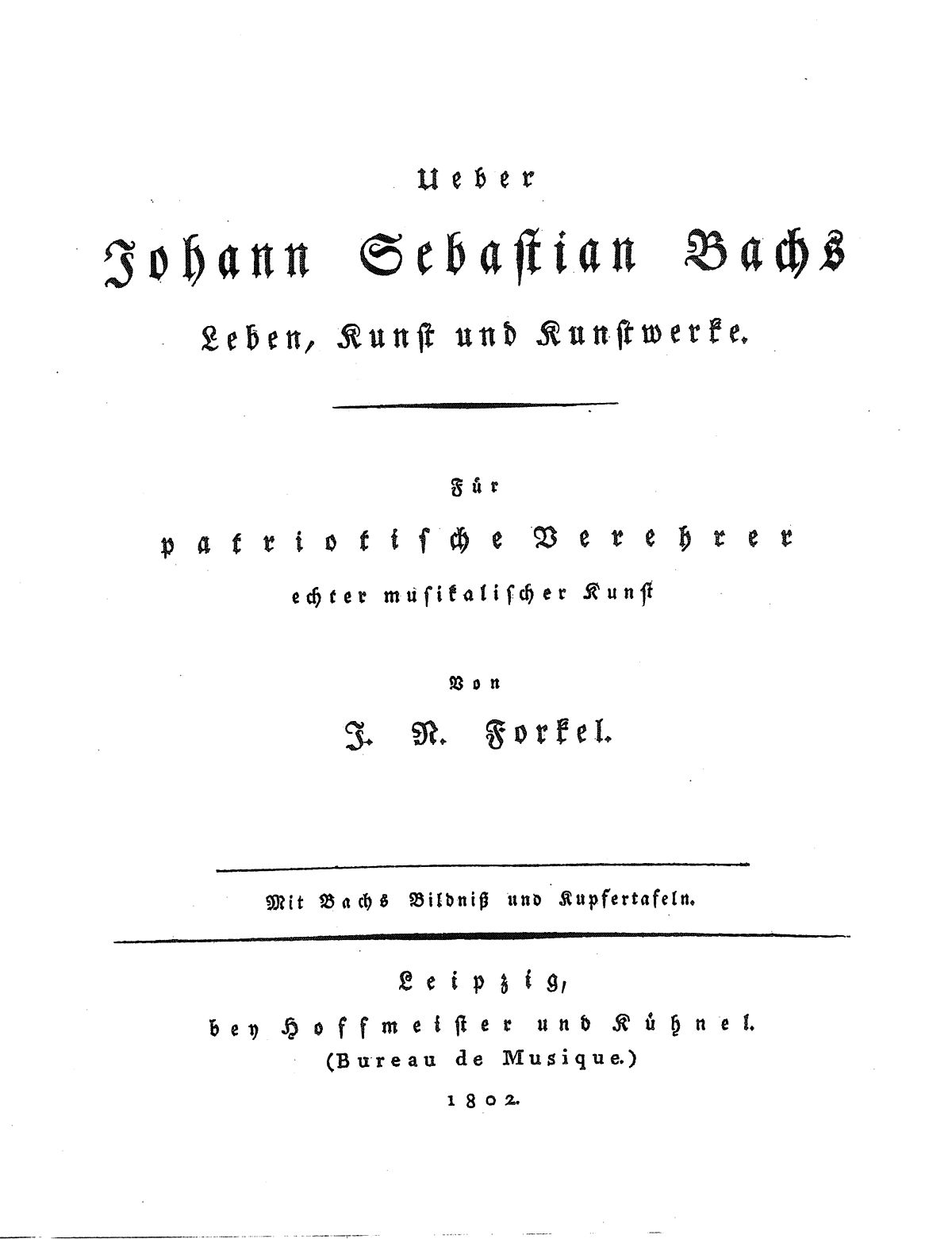 johann sebastian bach his life art and work wikipedia - Johann Sebastian Bach Lebenslauf