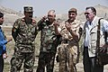 Former Army vice chief of staff tours Afghan military training center (4944570378).jpg