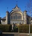 Former East Finchley Baptist Church, Creighton Avenue, London N2 - geograph.org.uk - 1743043.jpg
