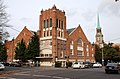 Former First Church of the Nazarene with First Unitarian Church - Portland, Oregon.jpg
