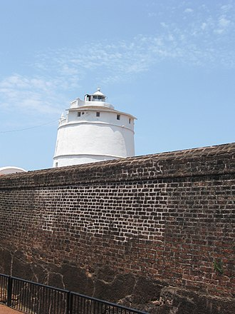 North Goa district - Fort Aguada Light House