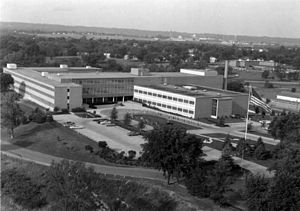 History of the School of Advanced Military Studies - Bell Hall