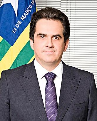 2016 Brazilian municipal elections - Image: Foto oficial de Ciro Nogueira