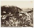 Fotografi av Granada. Vista general de la Alhambra y Granada desde el Sacro Monte - Hallwylska museet - 104829.tif