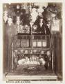 Fotografi från Födelsekyrkan i Bethlehem - Hallwylska museet - 104418.tif