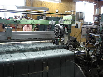 Foxford - Foxford woollen mill