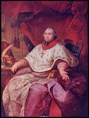 François Antoine Marie Constantin de Méan et de Beaurieux - Image: François Antoine de Méan