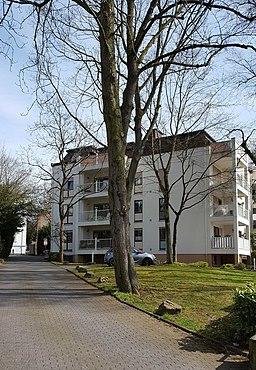 Frankfurter Straße in Wiesbaden