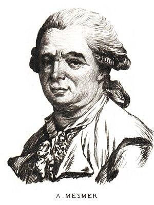 Mesmer, Franz Anton (1734-1815)
