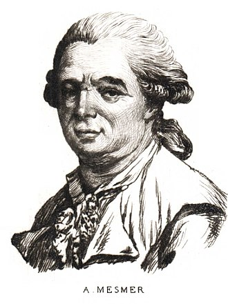 Vitalism - Franz Mesmer proposed the vitalist force of magnétisme animal in animals with breath.