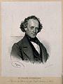 Franz Coelestin, Ritter von Schneider. Lithograph by J. Krie Wellcome V0005302.jpg
