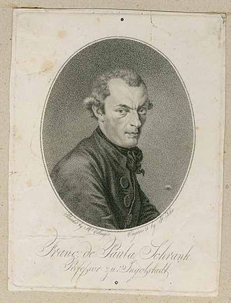 Franz von Paula Schrank - Franz von Paula Schrank.