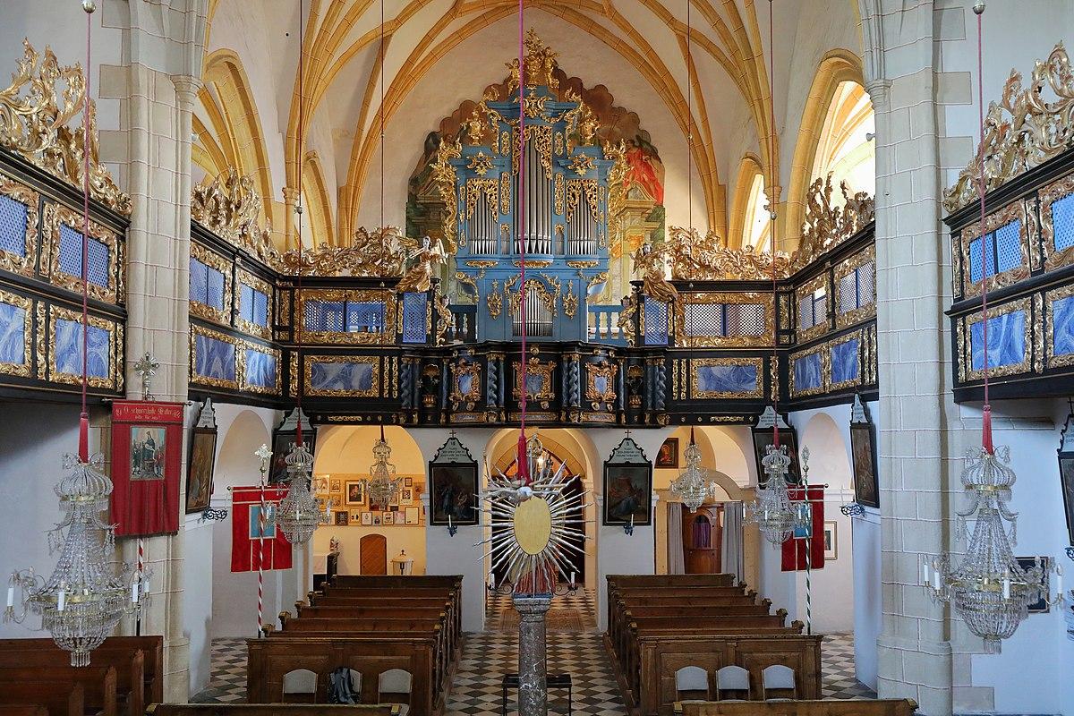 Kirche Empore