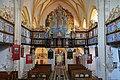 Frauenberg - Kirche, Empore (2).JPG