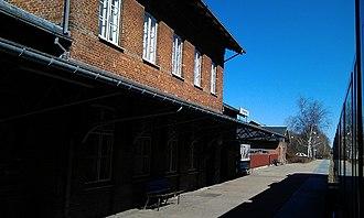 Fredensborg station - Fredensborg Station in 2012