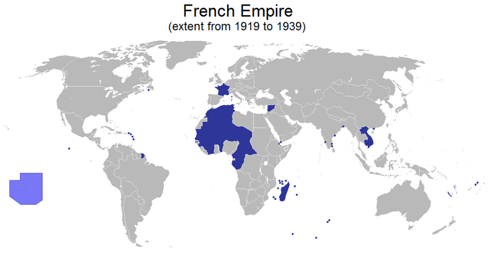 French Empire 1919-1939