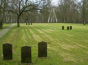 Osterheide - Cemetery of the Unknown Soldiers in Oerbke