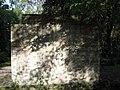 Friedhof der St. Hedwig- und St. Pius-Gemeinde, Berlin-Alt-Hohenschönhausen, Gedenkstele, Nr. 1.jpg