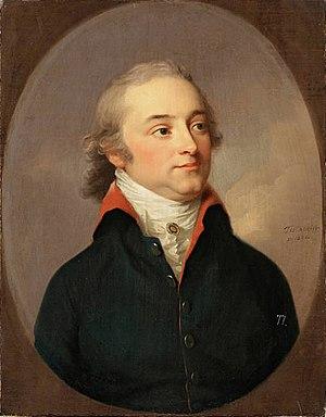 Friedrich Karl Ludwig, Duke of Schleswig-Holstein-Sonderburg-Beck - Friedrich Karl Ludwig by Johann Friedrich August Tischbein, ca. 1800