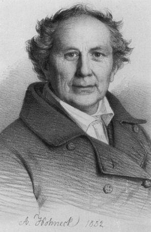 Friedrich Wilhelm Argelander - Friedrich Wilhelm Argelander