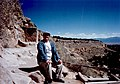 Frijoles Canyon, Bandelier National Monument, 18 March 1996 - 02.jpg