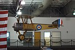 Frontiers of Flight Museum December 2015 111 (Sopwith Pup replica).jpg