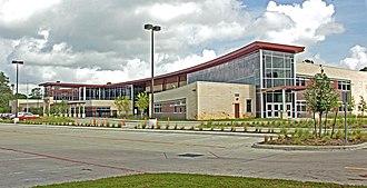 Bunker Hill Village, Texas - Frostwood Elementary School
