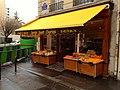 Fruit merchant, Rue Saint Charles, 15th Arrondissement, Paris, France, December 2012.jpg