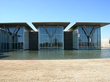 Museo d'arte moderna a Fort Worth, in Texas (2002)