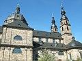 Fulda cathedral southside.jpg