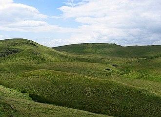 Kilpatrick Hills - Fynloch Hill