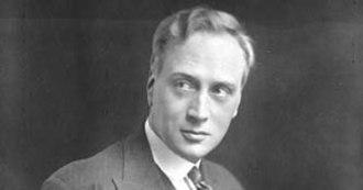 Gösta Ekman (senior) - Gösta Ekman circa 1930.