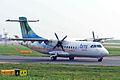 G-DRFC ATR.42-310 bmi regional (Caribbean c-s) MAN 23APR05 (5934056144).jpg