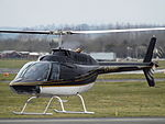 G-PRFI Bell Jet Ranger 206 Helicopter (25985929962).jpg
