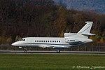 G-RMMA Dassault Falcon 900X F900 - LCY (23146797076).jpg