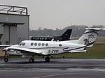 G-ZVIP Beechcraft King Air 200 Capital Air Ambulance Ltd (32844901062).jpg