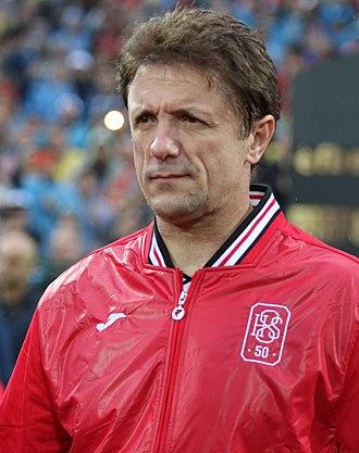 Gheorghe Popescu - Popescu in 2016