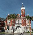 GA Brunswick Old Town HD city hall sq pano01.jpg