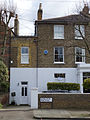 GEORGE ELIOT - Holly Lodge 31 Wimbledon Park Road Wimbledon London SW18 5SJ.jpg