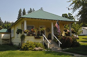 National Register of Historic Places listings in Sanders County, Montana