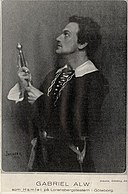 Gabriel Alw, Hamlet 1920, GSM.jpg