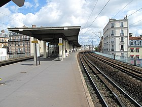 Image illustrative de l'article Gare de Colombes