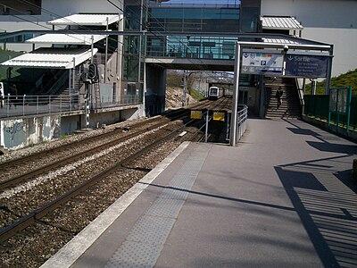 Estación de Noisy - Champs