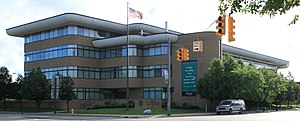 Eastern Michigan University College of Business - Gary M. Owen Building