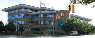 Eastern Michigan University College of Business - Gary M. Owen Building