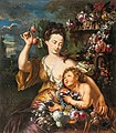 Gaspar Peeter Verbruggen (II) (Attr.) - Pomona and Cupid.jpg