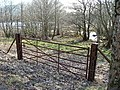 Gate to the Woodland - geograph.org.uk - 328892.jpg