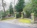Gateway, Calf Hill Road, Thongsbridge, Netherthong (Holmfirth) - geograph.org.uk - 732630.jpg