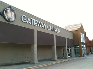 Gateway Church (Texas) - Image: Gateway Church NRH