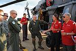 Gathering of Eagles, Gen. Cornum 120607-F-JJ343-159.jpg